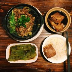 萬和春排骨砂鍋米飯(台東八路店)用戶圖片