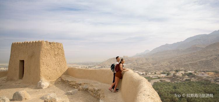 Dhayah fort1