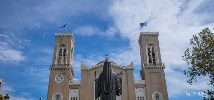 雅典大都市教堂1
