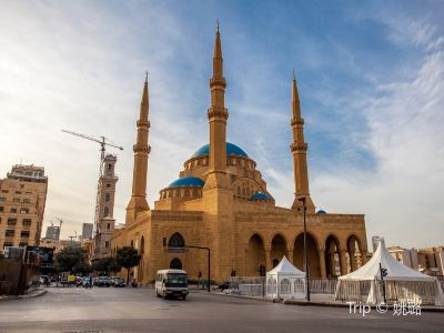 Mohammed Al-Amin Mosque