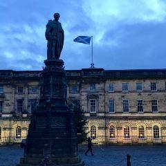 Edinburgh Parliament Square User Photo