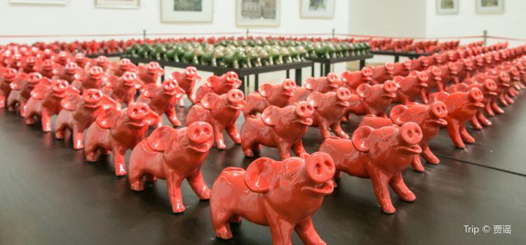 陝西美術博物館2