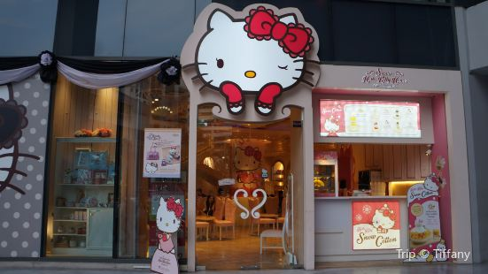 Sanrio Hello Kitty House Bangkok