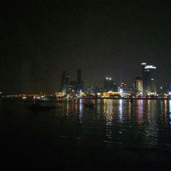 루장 야간 관광 여행 사진