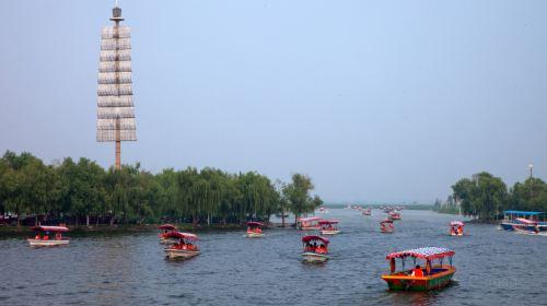 Baiyang Lake