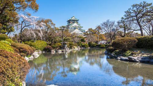 오사카성 니시노마루 정원