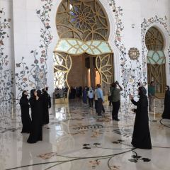 Sheikh Zayed Grand Mosque User Photo