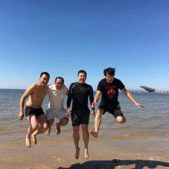 산해 광장 여행 사진