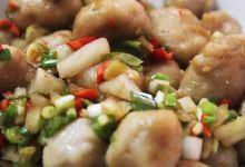 赣州美食图片-宁都肉丸