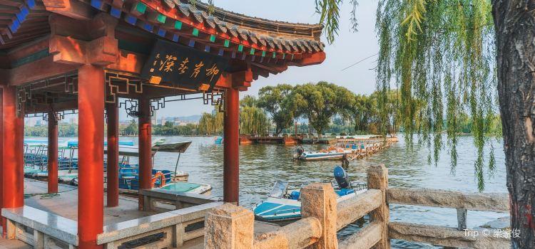 大明湖景區2