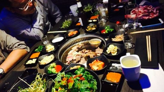 167oF Korean BBQ