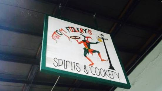 Tom Foolery's Spirits and Cookery