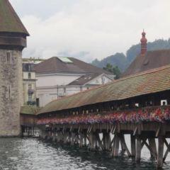 卡佩爾廊橋和八角型水塔用戶圖片