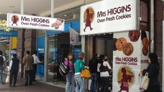Mrs Higgins Oven Fresh Cookies