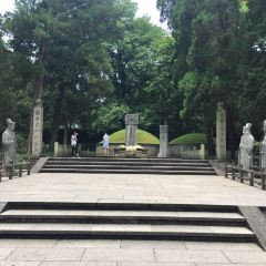 악왕묘 관광지 여행 사진