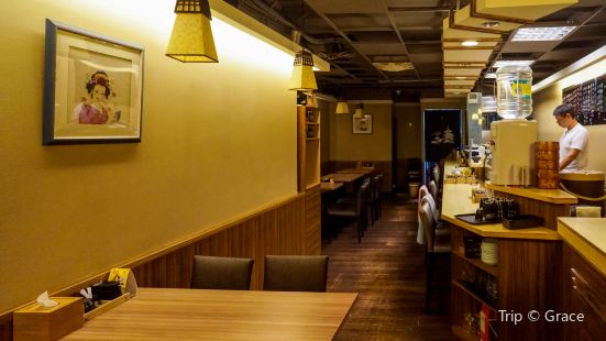 小食品餐廳