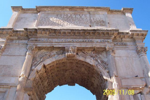 君士坦丁凱旋門