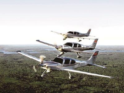 精功通航飛行體驗