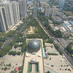 """""""西部之光""""陝西廣播電視塔用戶圖片"""