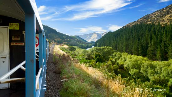 The Great Journeys of New Zealand TranzAlpine