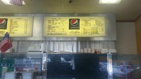 Tam's Junior Burger