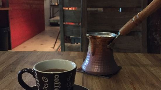 Strada Eateria & Coffee