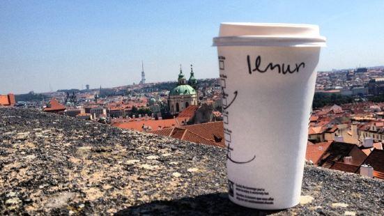 Starbucks (prazsky hrad)