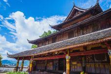 中城佛寺-普洱-doris圈圈