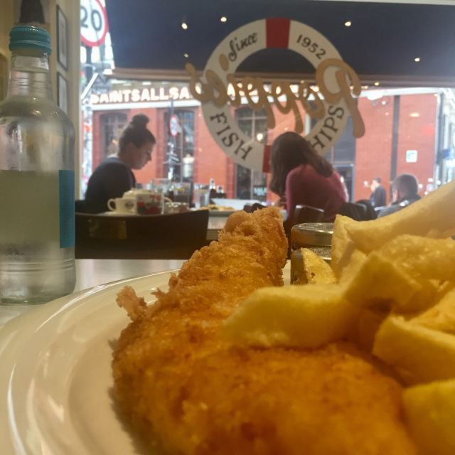Poppie's Fish and Chips Spitalfields