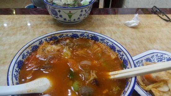 中國蘭州牛肉拉麵(廈大分店)