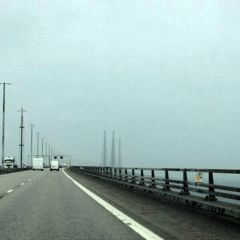 Øresund Bridge User Photo