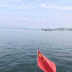 첸다오후 중심 호수구역(천다호 중심 호구) 여행 사진