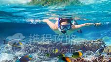 康杜玛岛潜水