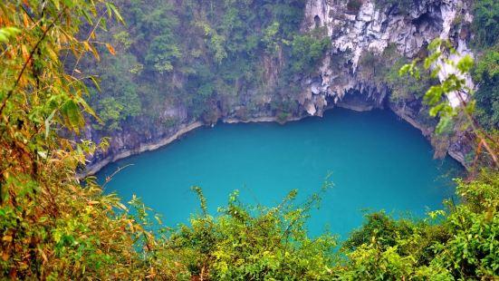 鳳山世界地質公園三門海天窗群景區