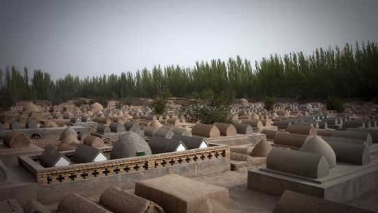 伊斯蘭教徒墓葬群