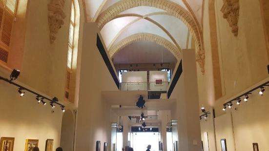 馬蒂斯塞尚格拉內博物館