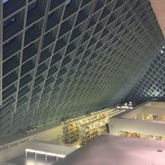 Seattle Central Library User Photo