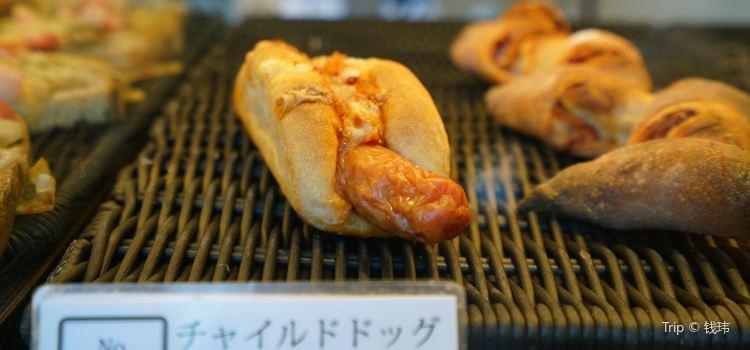 麵包店和桌子(箱根店)
