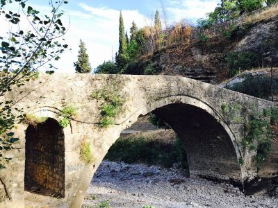 Old Ribnica River Bridge