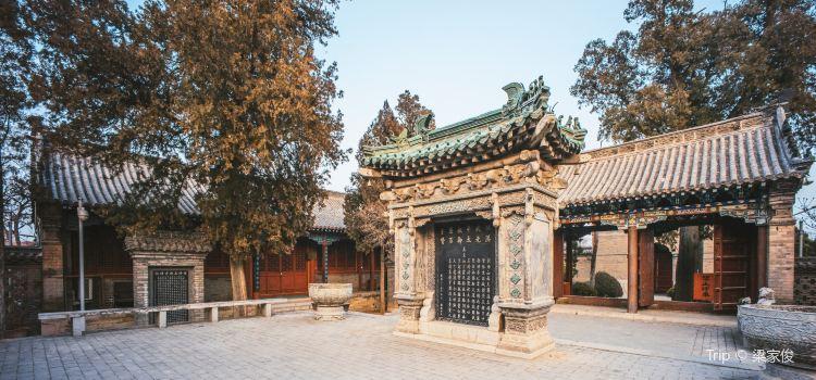 Qingzhou Zhenjiao Temple1