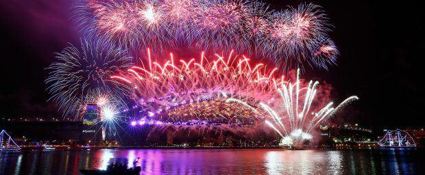過大年鬧新春!雪梨處處是年味兒,紅紅火火過新年!
