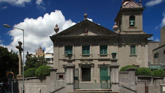 마카오 성 안토니오 성당