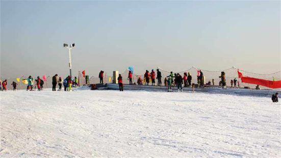 洹水灣滑雪場