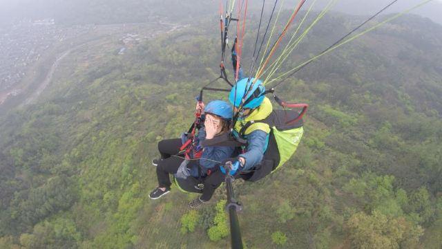 Emei Mountain Dandelion Paragliding Club