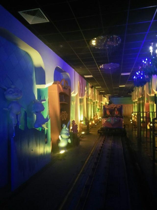 하얼빈융타이 실내 테마 놀이공원