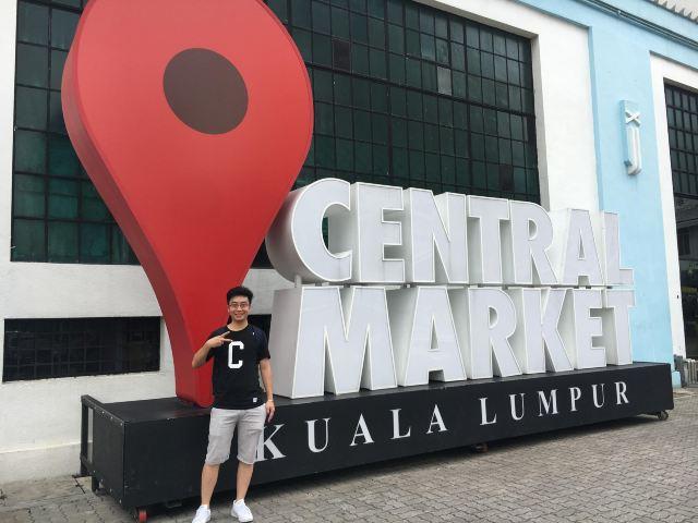 NO.1馬來西亞-雙子座的KLCC夢,僅此致敬SC的2018跨年100天之旅!