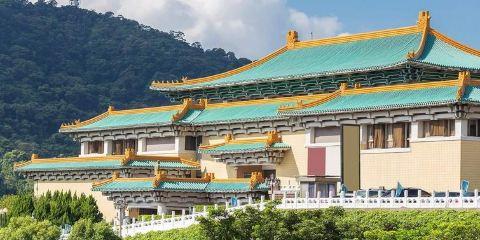 台北故宮博物院