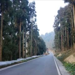 톈타이산 여행 사진