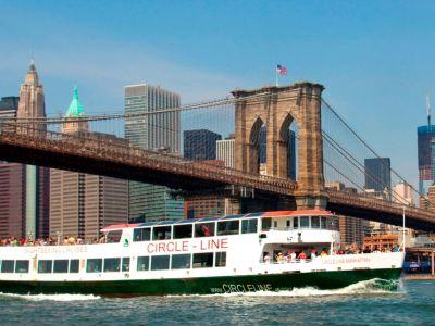 Circle Line Landmark Cruise
