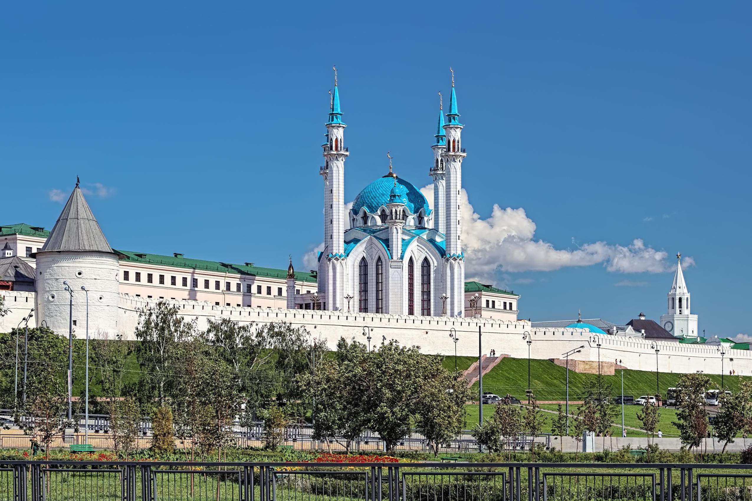 喀山克里姆林宮